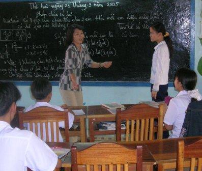 Chau i Village of hope
