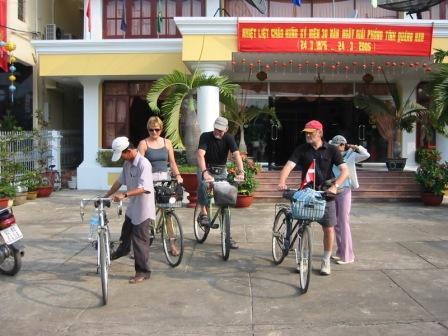 Cykeltur til Marmorbjerget