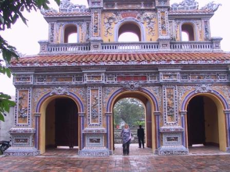 Ming Mang mausoleet