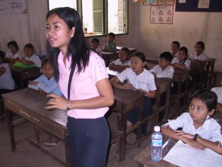 Rantha i sin skole