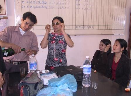 Skole i Mai Chau