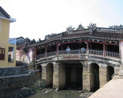 Hoi An's vartegn: Den japanske Bro