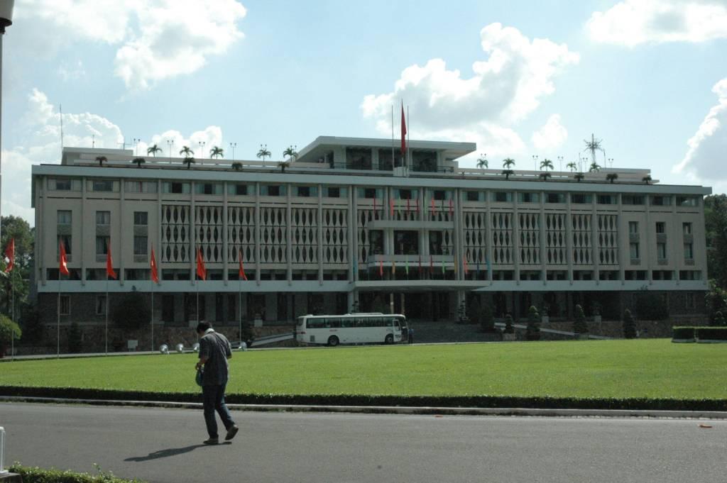 Præsident palads indtil 1975