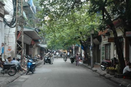 Gade i Hanoi