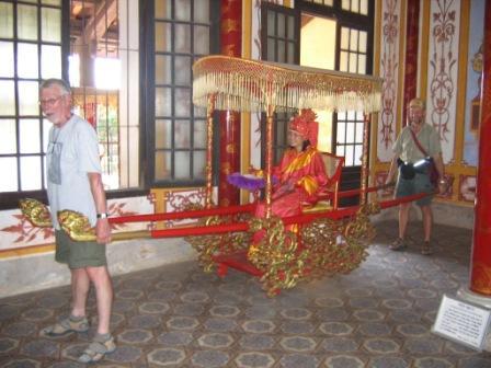 Bærestol i Hue