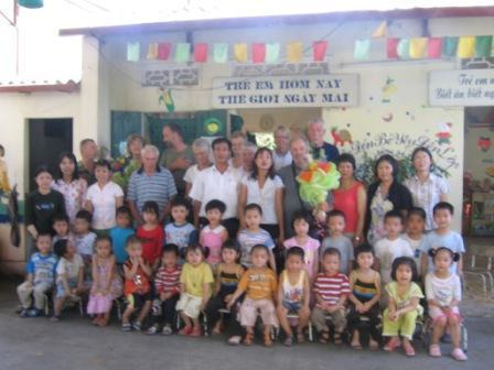 Børnehave i Hanoi