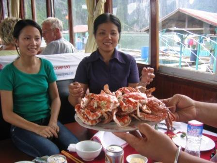 Oanh og Thue og et krabbefad