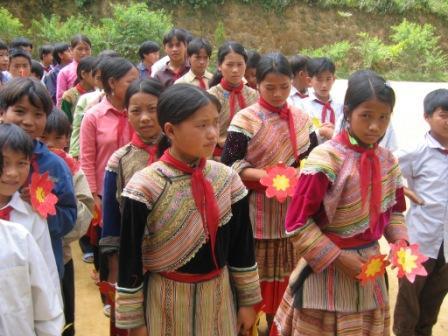 Skole i Bac Ha