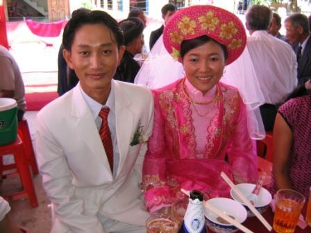 Brudeparret