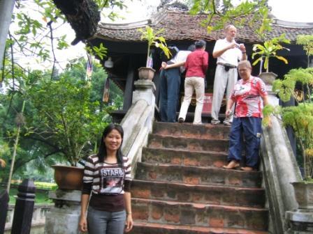 Den etbenede pagode