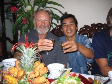 Thang og Henning