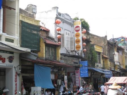 Fra Hanoi City