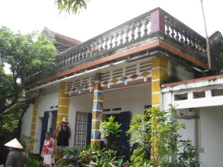 Thus forældres hus