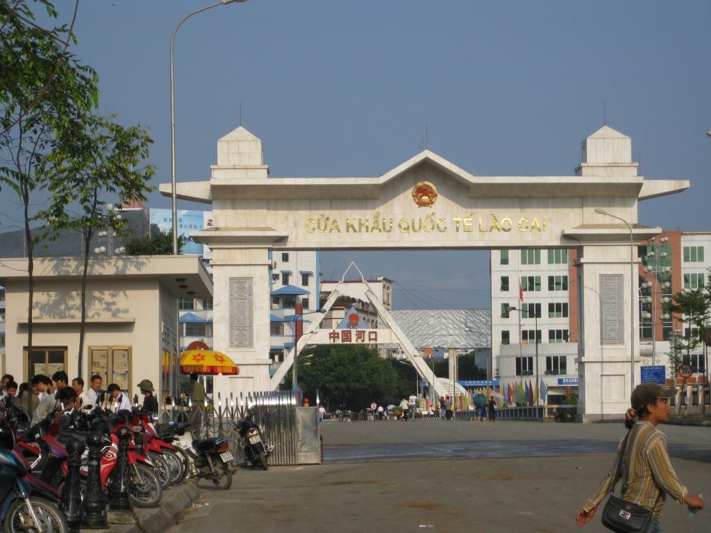 Den kinesiske grænse