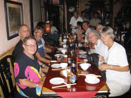 Aftensmad på Little Hanoi