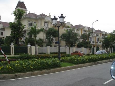 Nybygeri i ny Hanoi