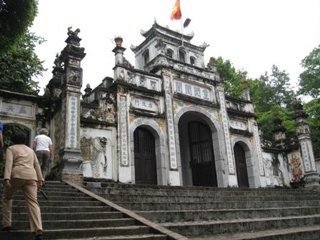 Sai templet