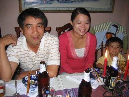 Phi, Thao og Khai