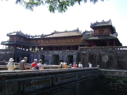 Kejserpaladset i Hue