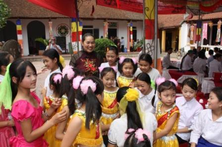 Besøg spændende pagode