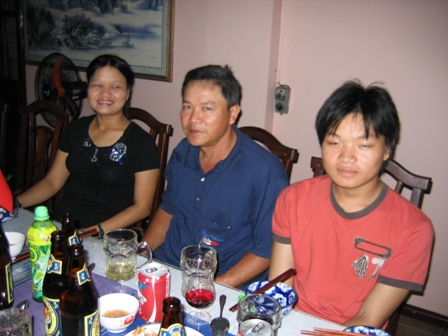Luu, Hung og Huy
