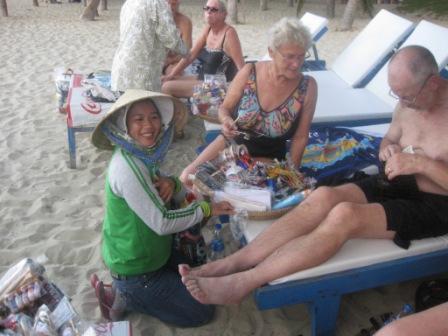 Stranden Hoi An