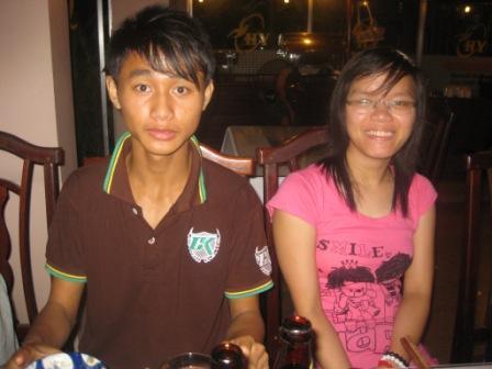 Phuc og Chau
