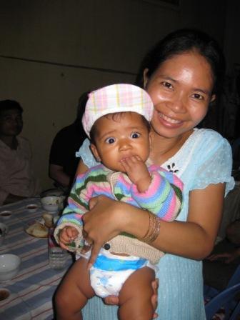 Ratha og datter