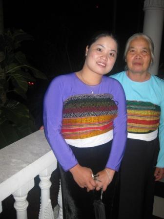 Hua og mor