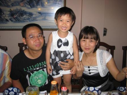 Khoa og familie