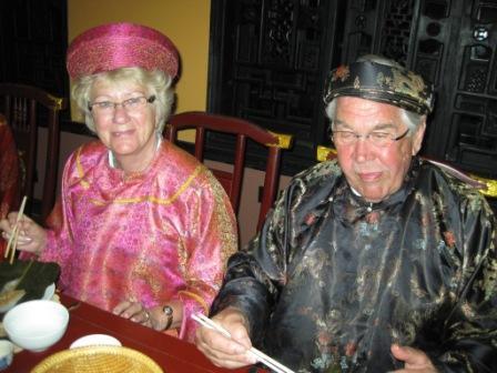 Gerda og Benno
