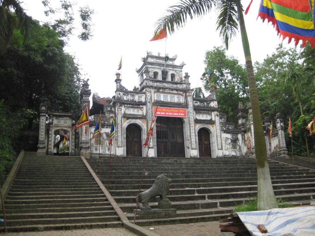 Sai tempel 3000 år gammel