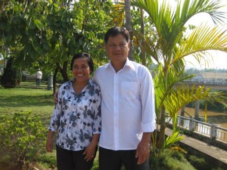 Sy og hans kone