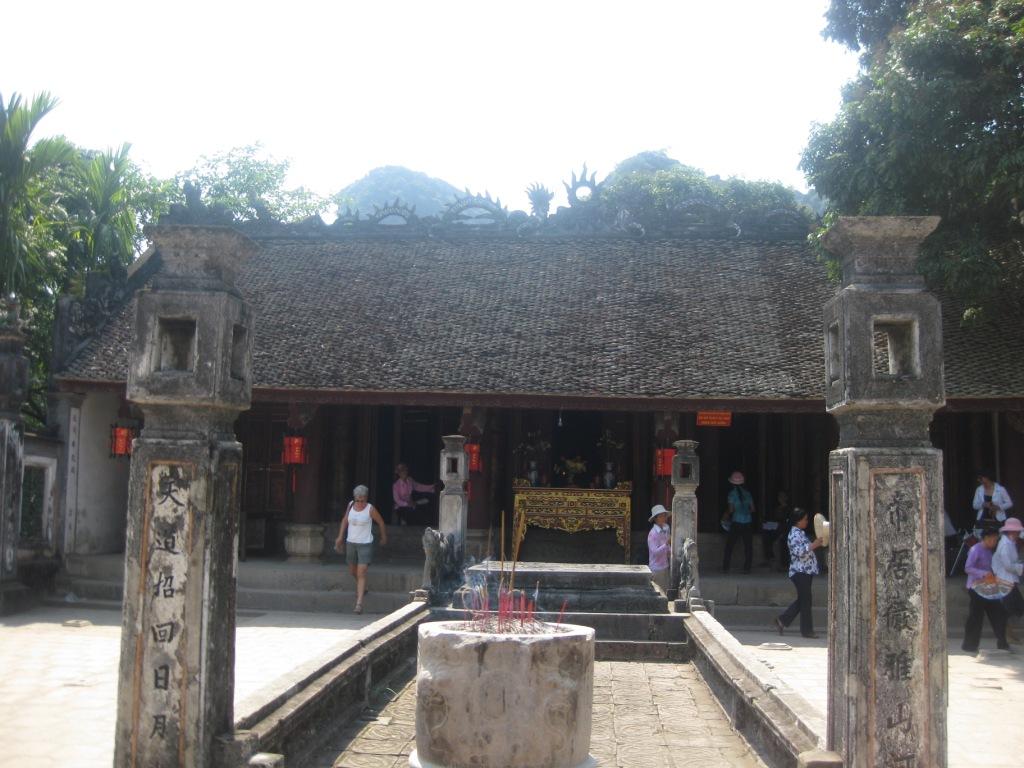 Hoa Lu pagode