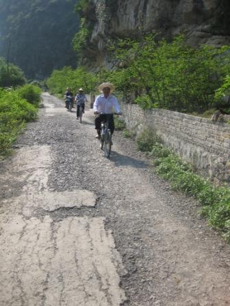 Cykeltur fra Hoa Luu