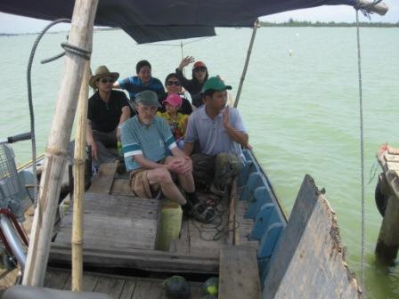 Fra bådturen