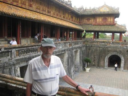 Erik i kongepaladset