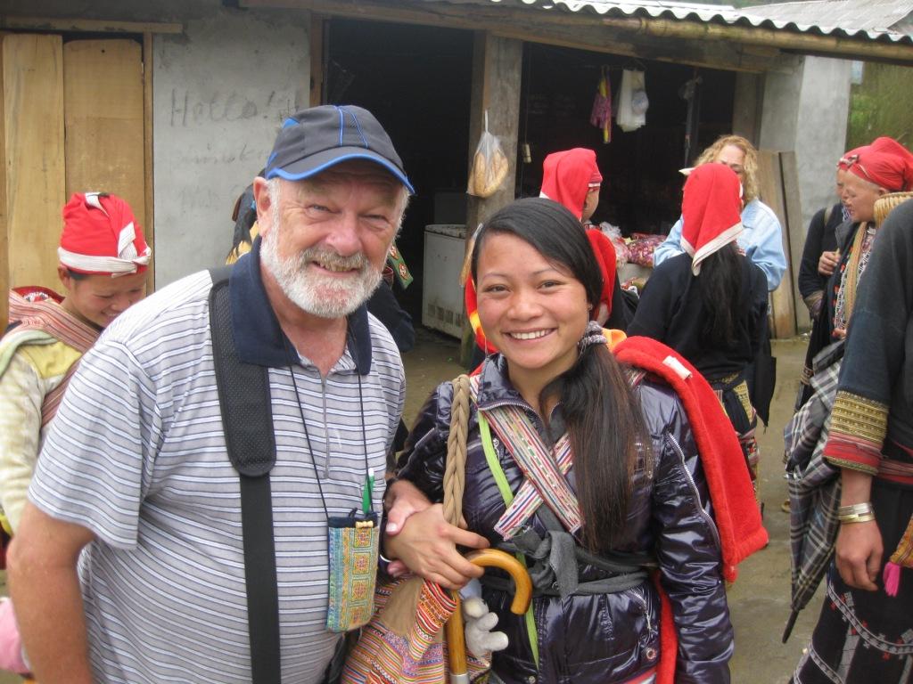 Henning og May Senh