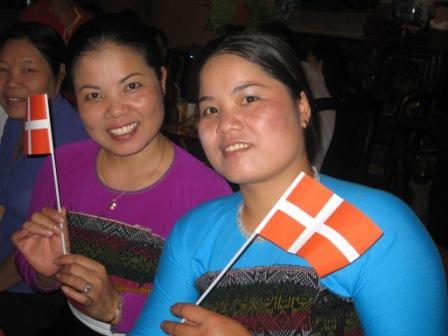 Hua og søster