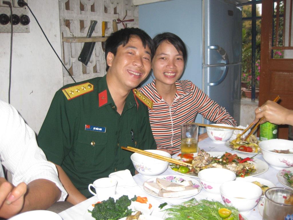 Tu Anh og Huy