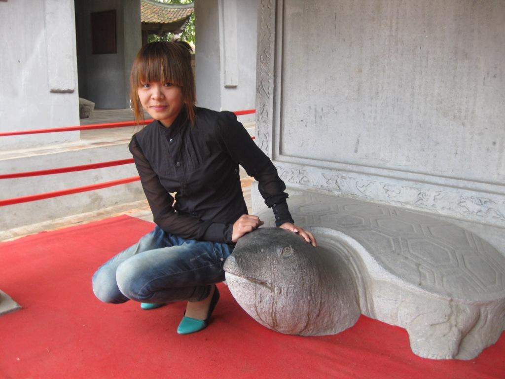 Litteratur museet med skildpaddere
