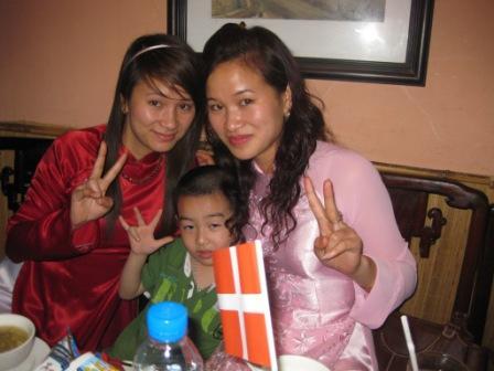 Oanh og søster