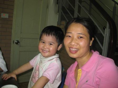Thuy og Linh