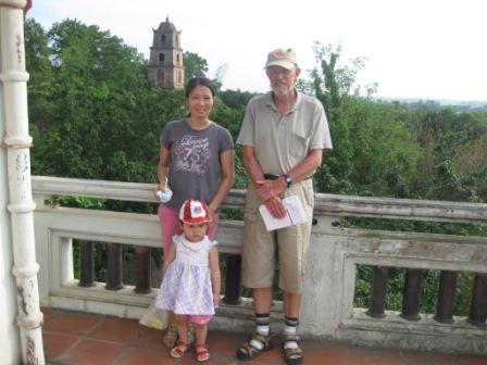 Thuy, Linh og Erik