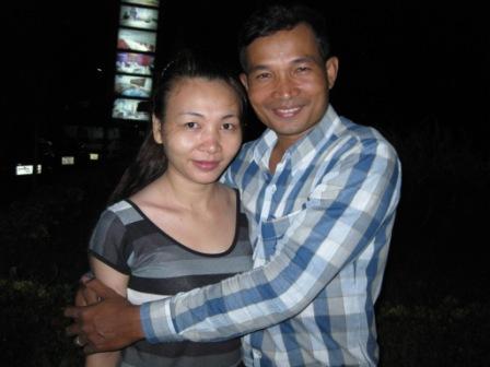 Sambath og hans kommende kone