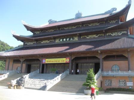 Vietnams største pagode