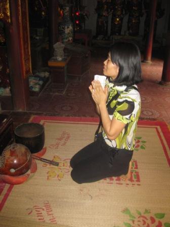 Thuy i Sai tempel