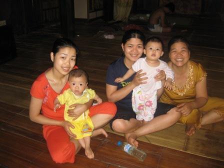 Skolelærer fra Mai Chau