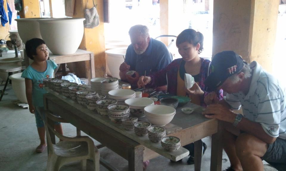 Keramikfabrik